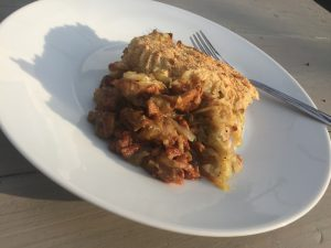 Winter stoofschotel (recept van mam)